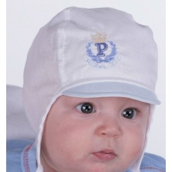Летняя шапочка на мальчика Pupill