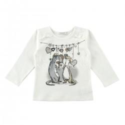Рубашка Wojcik HEARTBEAT (BICIE SERCA) 62 - 98 cm