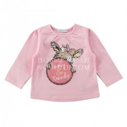 Рубашка Wojcik LOVELY & TRENDY (ŚLICZNA I MODNA) 68 - 98 cm