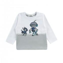 Рубашка д/р Wojcik SPACEMAN 62-98