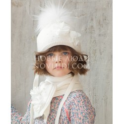 Комплект (шапка+шарф) ВИВЬЕН Миалт