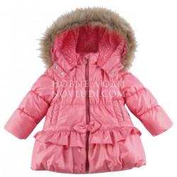 Куртка с искусственной опушкой Wojcik MISS EMMA (MISS EMMA) 62 - 98 cm