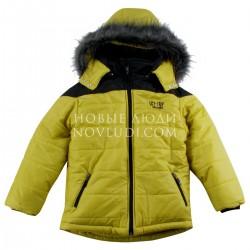 Комплект куртка  с искусств.оп.+п/к Wojcik  SKY TRIP PODNIEBNA WYCIECZKA 98 - 134 cm