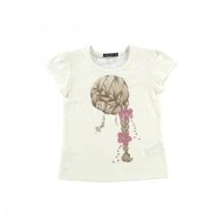 Рубашка к/р Wojcik FLOWERONA(FLOWERONA) 104 - 140 cm
