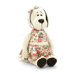 Игрушка Orange Toys Собачка Лапуська в летнем платье Life