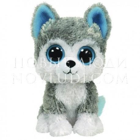 Мягкая игрушка Волчонок Slush Beanie Boo's, 15,24см