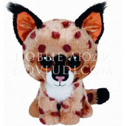 Мягкая игрушка Рысенок Buckwheat Beanie Boo's, 15 см
