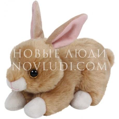 Мягкая игрушка Зайчик (бежевый) Bunnie Easter, 20 см