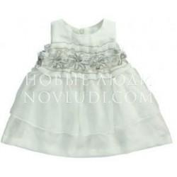Платье для девочки Ceremony by Wojcik CRYSTAL GLOW (KRYSZTALOWY BLASK) 68-134