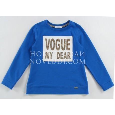 Блуза Туника Wojcik VOGUE MY DEAR VOGUE MOJA DROGA 92 - 134 cm