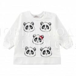 Блуза Wojcik CUTE PANDA (UROCZA PANDA) 62 - 98 cm
