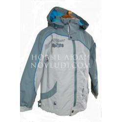 Куртка ветровка Quadri foglio