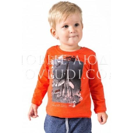 Рубашка д/р Wojcik TIGER IN SPACE (TYGRYS W KOSMOSIE) 62 - 98 cm
