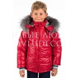Куртка с натуральной опушкой Wojcik BROOKLYN 128 - 158 cm