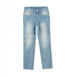 Брюки джинс для девочки Wojcik Rock ballad (104-140)