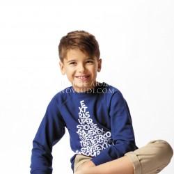 Блуза для мальчика Wojcik BE BOY(BYĆ CHŁOPCEM) 104-146