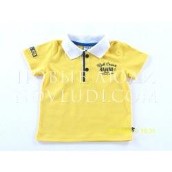 Рубашка-поло для мальчика Wojcik SAIL (ŻEGLOWANIE) 68-98