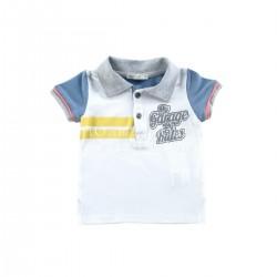 Рубашка-поло к/р для мальчика Wojcik BEST TOY(NAJLEPSZA ZABAWKA) 68 - 98 cm