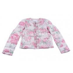 Утепленная куртка для девочки Wojcik Vintage Garden