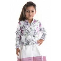 Куртка ветровка утепленная для девочки Wojcik Ceremony