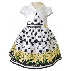 Платье+болеро DAGA