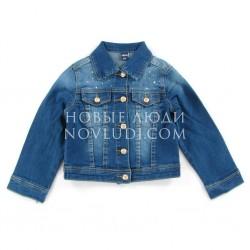 Куртка джинс для девочки Wojcik BOHEMIAN GIRL 104-140