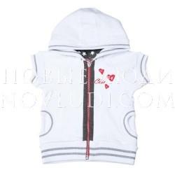 Блуза к/р для девочки Wojcik SWING 92-134