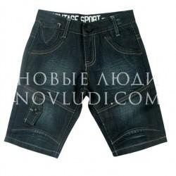 Шорты джинс для мальчика Wojcik VINTAGE SPORT (ZABYTKOWE SPORTOWE) 122-158