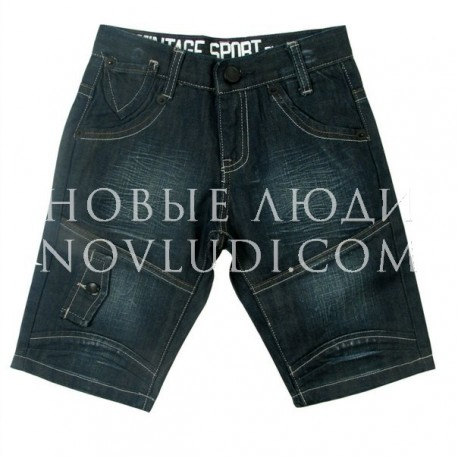Шорты джинс для мальчика Wojcik