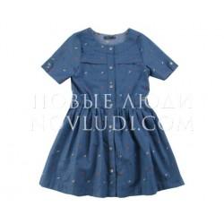 Платье для девочки Wojcik PLAYFULL GEOMETRY