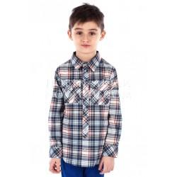 Рубашка для мальчика Wojcik VINTAGE GARDEN
