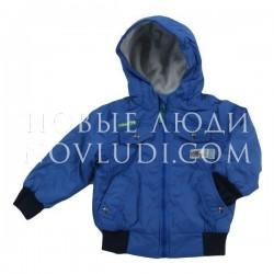 Куртка ветровка утепленная для мальчика Wojcik CATS STORIES 68-98