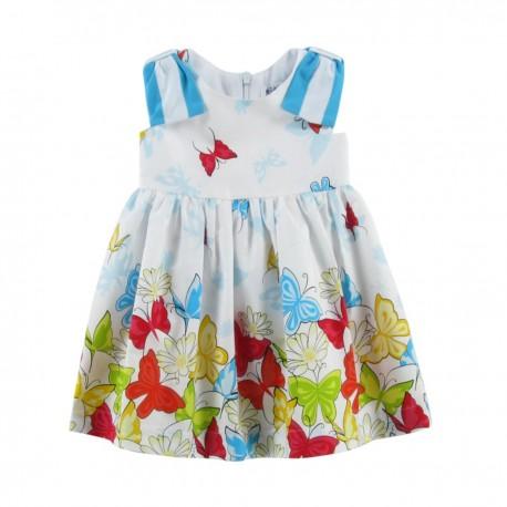 Платье Wojcik без рукава LIGHT AS A BUTTERFLY 68-98