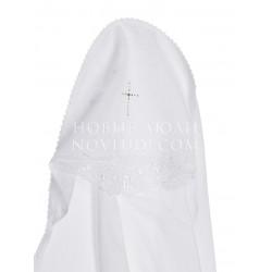 Пеленка для крещения (кулирка)