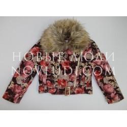Утепленная куртка для девочки Wojcik FREE SPIRIT (WOLNY DUCH) 92-134