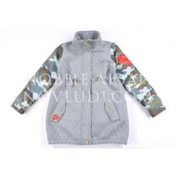 Блуза для девочки Wojcik MILITARY GLAM 134-158