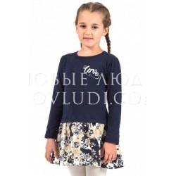 Туника для девочки Wojcik HER BLUE RIBBON (JEJ NIEBIESKA WSTĄŻKA) 104-146 cm