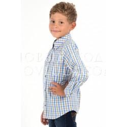Рубашка д/р для мальчика Wojcik MUSIC (MUZYKA) 104 - 146 cm