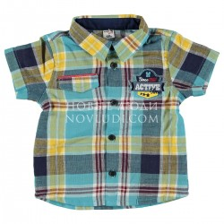 Рубашка для мальчика Wojcik ACTIVE TIME (AKTYWNY CZAS) 68-98