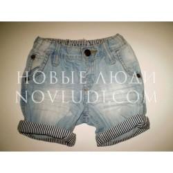 Шорты джинс для мальчика Wojcik CITY COLLEGE 68-98