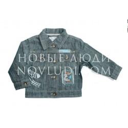 Куртка джинс для мальчика Wojcik MOJ NAJLEPSY PRZYJACIEL(MY BEST FRIEND) 68-86