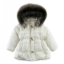 Wojcik PRINCESS (KSIĘŻNICZKA) Комплект(куртка+полукомбинезон) с натуральной опушкой 74-98