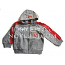 Блуза (кангур) для мальчика Wojcik ROAD 26 (DROGA 26) 68-86