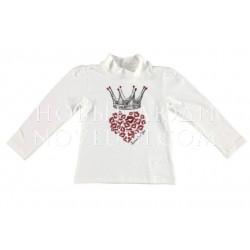 Полугольф для девочки Wojcik Kiss (CAŁUS) 98-134