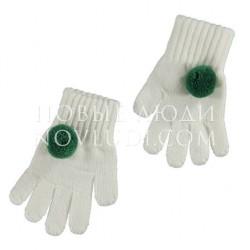 Перчатки для девочки Wojcik Kiss (CAŁUS) 98-134