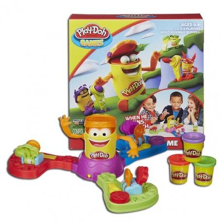PLAY-DOH. Игра с пластилином, в наборе с аппаратом для лепки 4+