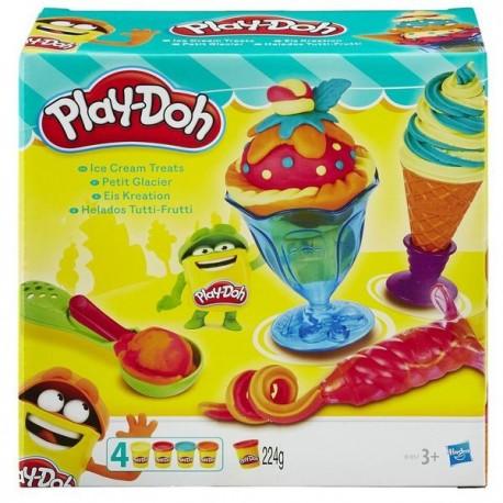 """PLAY-DOH. Набор """"Инструменты мороженщика"""" 3+"""