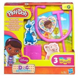 """Play-Doh Игровой набор пластилина """"Доктор Плюшева"""",3+"""