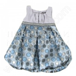 Платье для девочки Wojcik BLUE MOON (BLĘKITNY KSIĘŻYC)