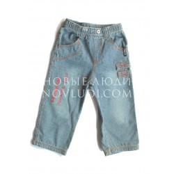 Брюки джинс для мальчика LITTLE PIRATE (MALY PIRAT DMNK